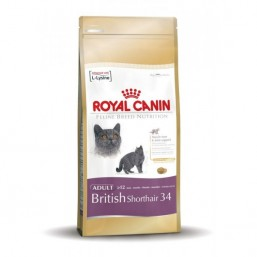 Сухой корм Royal Canin British Shorthair Adult 400g
