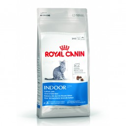 Сухой корм Royal Canin Indoor 27 400g.