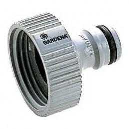 Штуцер резьбовой 33,3 мм (G1), без упаковки Gardena 00902-50.000.00