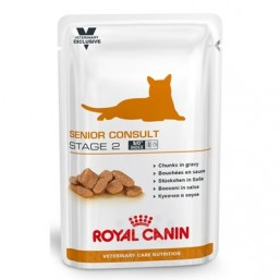 Влажный корм Royal Canin SENIOR CONSULT STAGE 2 WET 12*100g