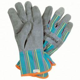 Перчатки садовые кожаные 10/XL Gardena 00571-20.000.00