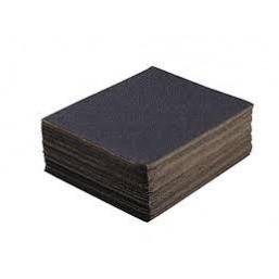 Шлифовальная шкурка STAYER на ткан осн, водостойкая №40, 23х28см, уп.100 листов