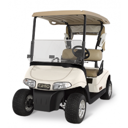Машинка для гольфа RXV-F-E-IV слоновая кость,  E-Z-GO