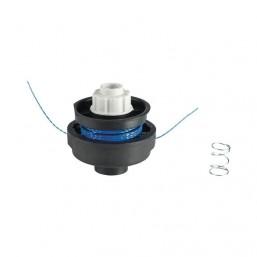 Катушка с леской для триммера 1.5 мм, синяя, триммерыRLT7038/RLT1038