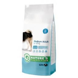 Natures Protection Medium Adult 12kg dog food