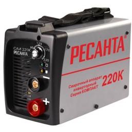 Сварочный аппарат инверторный САИ 220 (компакт)