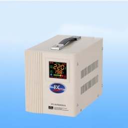 Стабилизатор PC-DVS 5000VA   белый