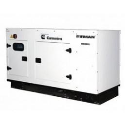 Дизельная электростанция Firman SDG40DCS+ATS