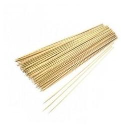 Шампур для шашлыка бамбук 300мм по 100 штук, A.D.M. 9714