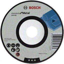 Обдирочный круг Standard по металлу 115х6мм SfM, вогнутый