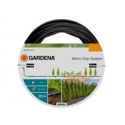 """Шланг сочащийся для наземной прокладки 13 мм (1/2"""") х 50 м с фитингами и мастер-блоком Gardena 13013-20"""