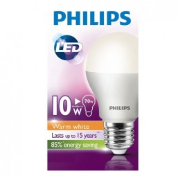 Лампа  LED A55 10-70W E27  6500K Bulb ND