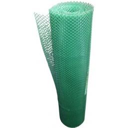 Садовая решетка (1*20м) Ф-50-20 зеленая