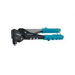 Заклёпочник литой, 0-360*, заклёпки 2,4-4,8мм GROSS 40405