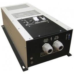 Стабилизатор напряжения однофазный СКм-6000
