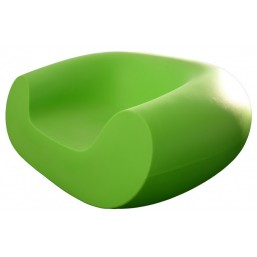 Кресло садовое Chubby, зеленое, 130x120см, h-56 (SDWCH056R)   SLIDE Италия