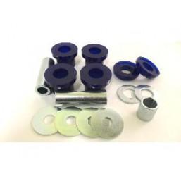 SuperPro Комплект сайлентблоков для рулевой рейки SPF3770K