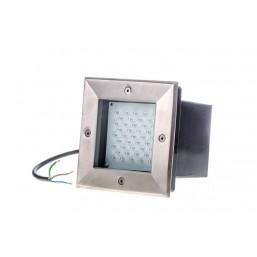 Светильник тротуарный AL LED SH150A green