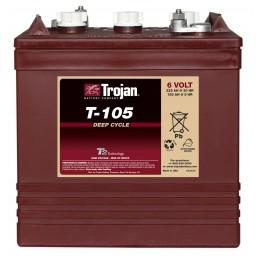 T105 6V Батарея с жидким электролитом