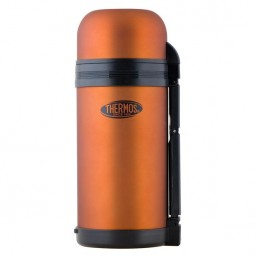 Термос Multi Purpose Flask 1.2 l Rubberzide Cooper (объем 1.2л, нержав.сталь, цвет Rubberzide Cooper