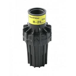 Регулятор давления. На выходе - 1,75 бар (0,45 - 5 м3/ч) Rain Bird PSI-M25