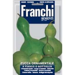 Тыква декоротивная бутылочная A Fiasco (4 гр)  DBF 360/2   Franchi Sementi