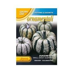 Тыква декоративная Small sweet dumplind GLZO 360/8   Franchi Sementi