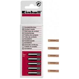Контактные трубки для всех газосварок Einhell 1576220
