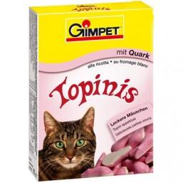 Gimpet Topinis витаминные мышки с сыром (190 таб)
