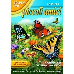 Трава для бабочек FARFALLA 322/7   Franchi Sementi