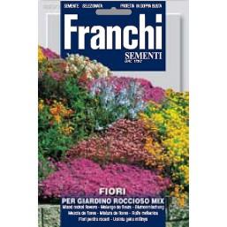 Цветы для рокария, смесь (1 гр) VXF 323/1   Franchi Sementi