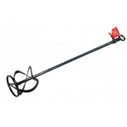 Насадка (шнек) для миксера D=120 мм, L=600 мм, М14 универсальная Интерскол 2051960012001