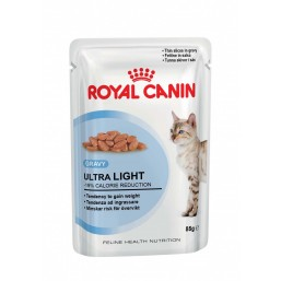 Royal Canin Ultra Light (в соусе) 12*85G