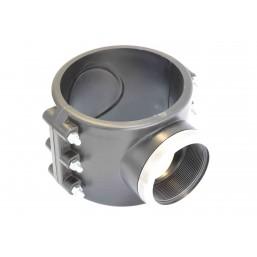 Седло зажимное с усиливающим кольцом 200x1-1/4˝ 1026200005