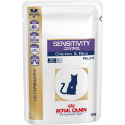 Влажный корм Royal Canin SENSITIVITY CONTROL (КУРИЦА, ПАУЧ) 1, 2 kg.