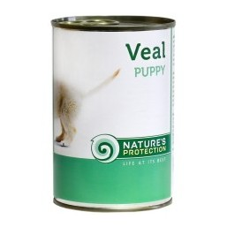 NP Puppy Veal 800g dog food
