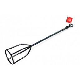 Насадка (шнек) для миксера D=140 мм, L=600 мм, М14 для густых составов Интерскол 2053960014001