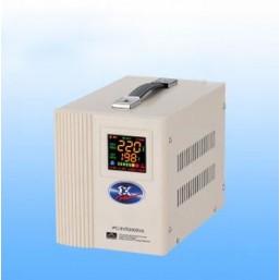 Стабилизатор PC-SVR 3000VA Верт. (Эл.) белый