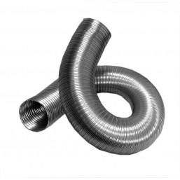 Алюминиевый гофрированный воздуховод (L=3м) Экофлекс 10 ВА  (100ВА) Эковент