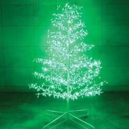 Елочка зеленая, 80х80х180см, PHD-008-1,8М-7F,  RI GE
