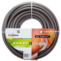 "Шланг Classic SkinTech 19 мм (3/4"") х 50 м (цена указана за метр) Gardena 08585-22.000.00"