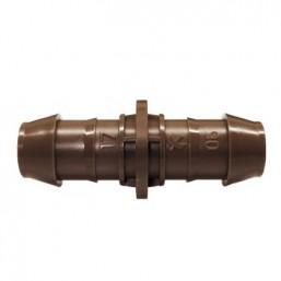 Соединитель прямой, штуцерный для трубки 17 мм Rain Bird XFF-COUP