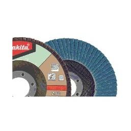 Лепестковый диск (нерж. сталь) 180 мм 120 D-27567 Makita
