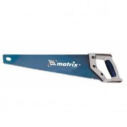 Ножовка по дереву,450 мм,7-8 TPI MATRIX 23550