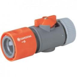 "Коннектор с регулятором 13 мм (1/2""), без упаковки Gardena 00942-50.000.00"