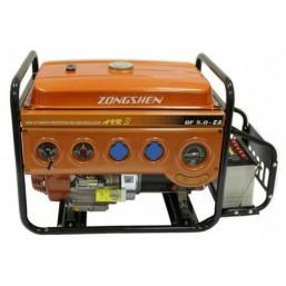 25300008 Генератор Zhongshen ZSQF5.0 E  5KW (электро старт)