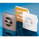Вентилятор цветной с фильтрующей сеткой Dospel XP 100 WC, L беж+перс; жел-зел