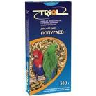 Е070 Триолл- Криспи корм  для мелких и средних попугаев 500г