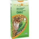 Е101 Триолл- Криспи-Овес корм д/птиц и грызунов 500 г