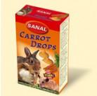 SK7550 SANAL (для грыз) Carrot Drops 45г (Морковные дропсы + Вит. С) (14шт)